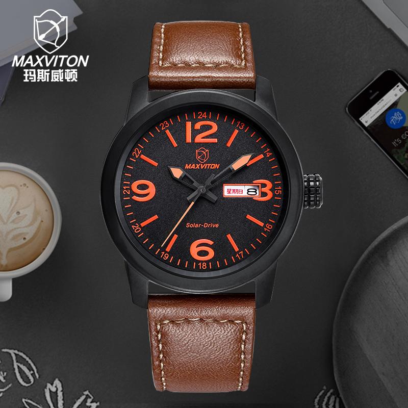 玛斯威顿手表