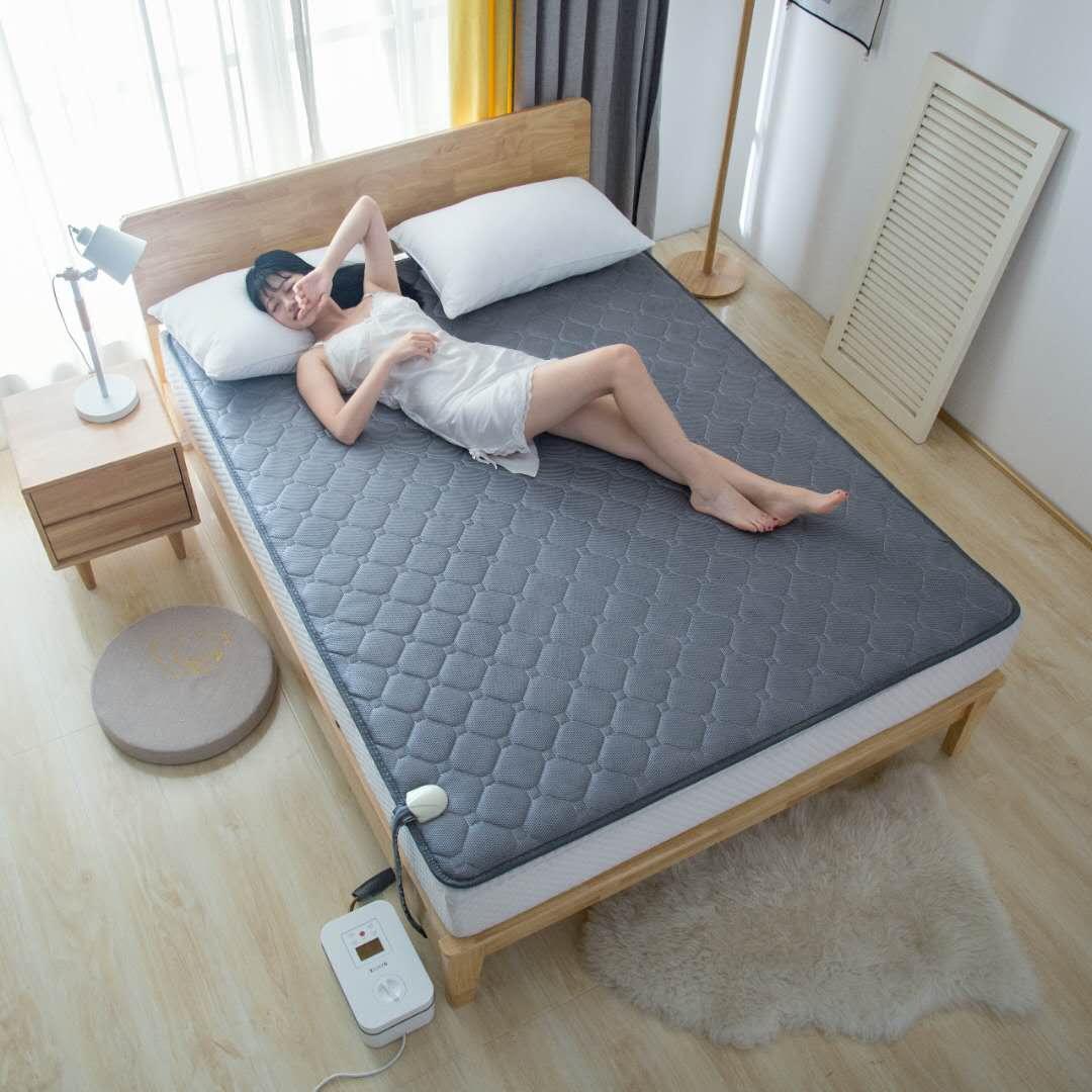 韩榻水暖床垫水暖毯双人单人安全无辐射家用静音水循环恒温电热毯