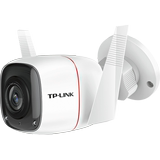 TP-LINK Outdoor WiFi Wireless Network Camera Infrared Night Vision High Definition 4 Megapixel Mobile Phone Remote APP Waterproof Household Set Cloud Storage Monitoring Machine TL-IPC64C