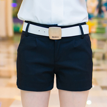 Summer 2009 new casual shorts women thin slim broad-legged suit pants 100 hot pants candy mid-waist