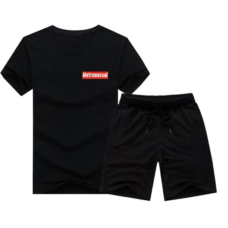 短袖大裤衩