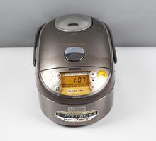 二手09年象印NP-NA10高挡电饭煲日本原装进口正品3L锅 7段压力IH