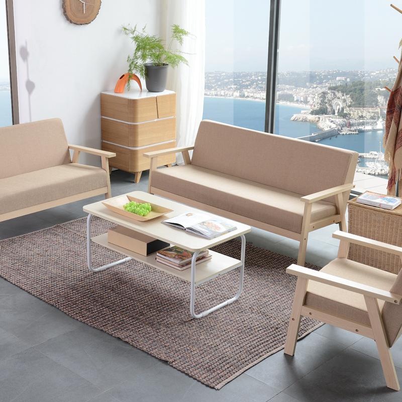 沙发木制沙发客厅