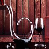 Lead-free crystal glass red wine decanter Creative wine decanter wine decanter glass wine