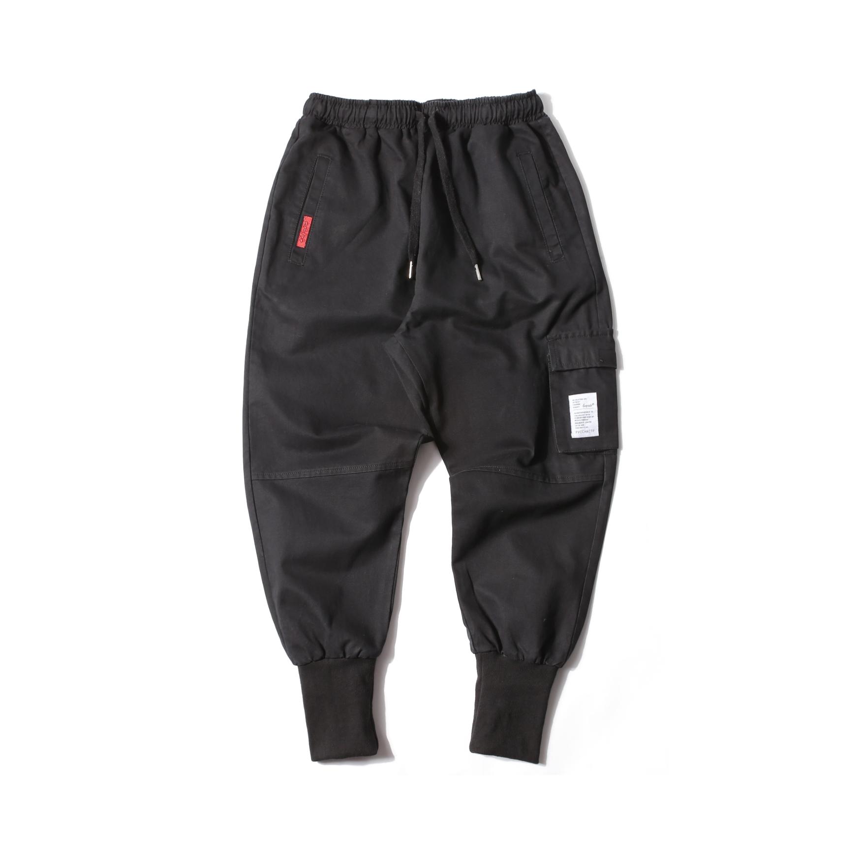 外贸工装长裤