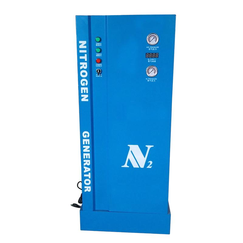 光合汽车轮胎氮气机 充气机氮气发生器制造机抽真空小型制氮机