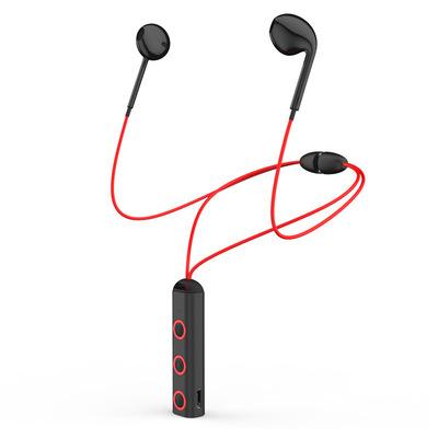 M10运动蓝牙耳机无线双耳可以听歌立体声磁吸项链防水4.1蓝牙耳机排行榜