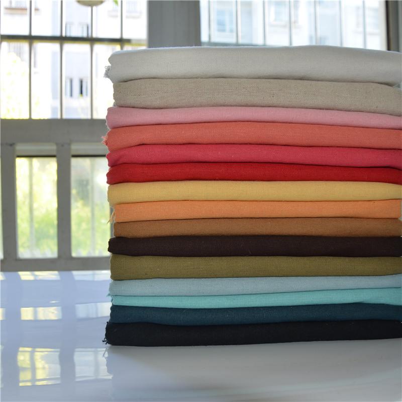 棉麻布沙发巾