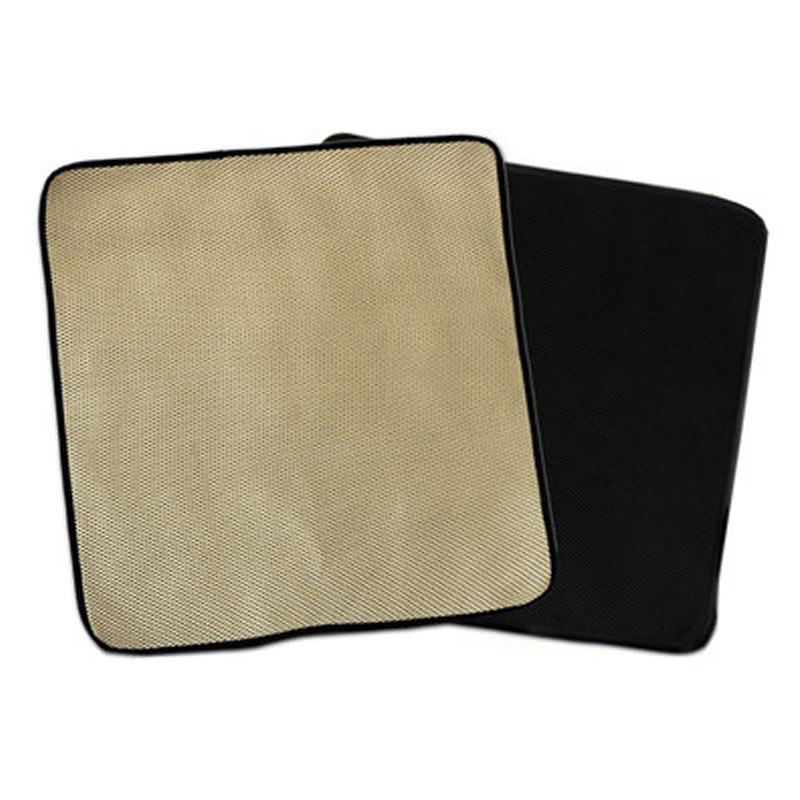 神龙谷竹炭坐垫办公垫餐椅子垫四季通用汽车座垫无靠背健康垫包邮