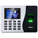 ZKTeco / central control wisdom ST100ST200ST300 fingerprint recognition attendance machine fingerprint type punch card machine instructions to work check-in