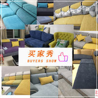 Sofa cover all-inclusive universal set universal fabric sofa cushion cover modern minimalist cushion cover full cover sofa 笠 custom