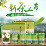 First grade Yangyan Gouqing 19 new tea listed Linhai Taizhou high mountain cloud tea fragrance type gift box tea green tea