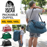 Granite Gear Granite Bag Folding Travel Bag Fitness Training Handbag Bag Waterproof
