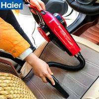 海尔车载吸尘器12V汽车用吸尘 强吸力手持式小型家车两用ZB7003R