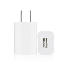 家用备用转接头充电头 通用手机安卓USB插头单头安卓手机通用5v1a