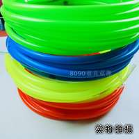 Kindergarten children's hula hoop to do games hard tube hula hoop children's gymnastics circle dance props plastic hula hoop