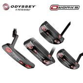 正品Odyssey奥德赛 WORKS黑色限量系列高尔夫推杆男士 高尔夫球杆