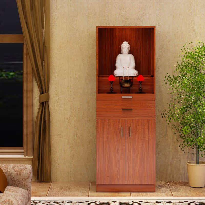家具橱柜简易168x40灶君仙家新品佛龛供台家用订做现代立式壁挂式