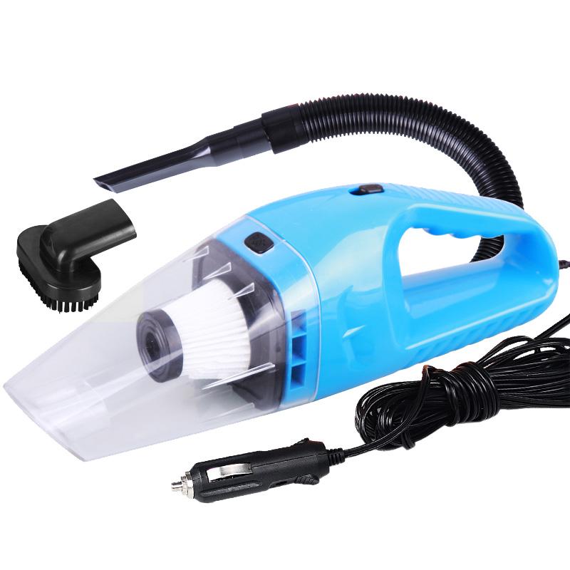 汽车用吸尘器干湿两用 强吸力120瓦 车载吸尘器