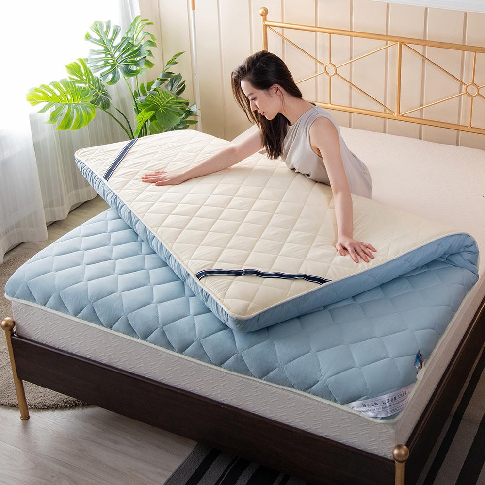 加厚床垫床褥子1.5m床1.2米软垫榻榻米家用学生单人宿舍海绵垫被