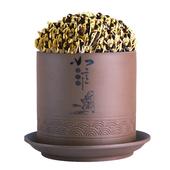 耕云社钧瓷豆芽罐大容量发豆芽机非全自动家用豆芽罐正品 特价图片
