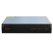 机架式外接电池8000W10KVA高频在线式C10KRS不间断电源UPSCSTK