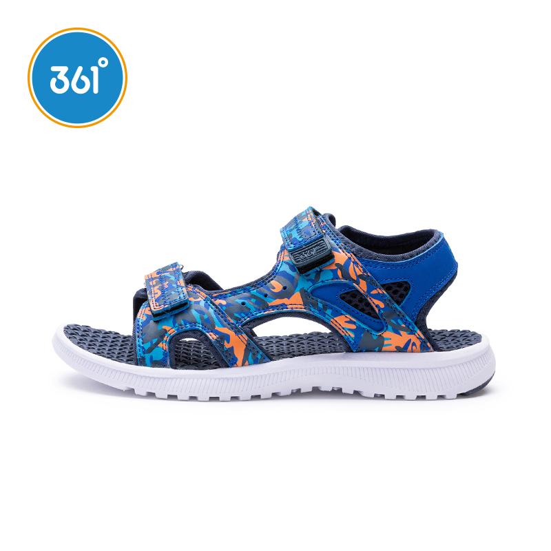 361童鞋男童运动凉鞋361度女童沙滩鞋2019夏季新款中大童儿童鞋子