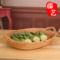 藤编水果面包托盘桌面喜糖饼收纳筐超市展示篮茶杯具篮精品大号盆