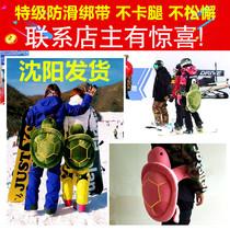 男女护具装备真皮棉闷子大人加厚保暖防水单板双板滑雪手套Bonus