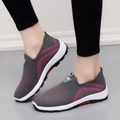 冬季老北京布鞋女棉鞋舒适休闲运动鞋妈妈鞋女棉靴软底防滑健步鞋