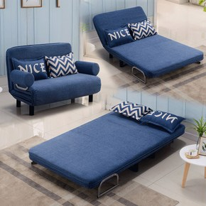 多功能折叠床午休床办公可折叠单人1.2双人1.5米省空间两用沙发床