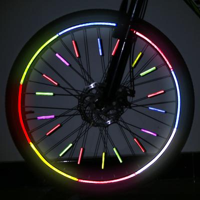 自行车贴反光贴