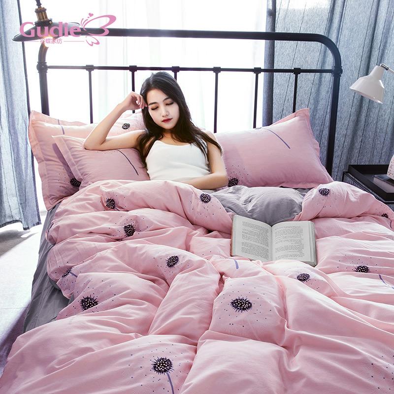 简约床上床品