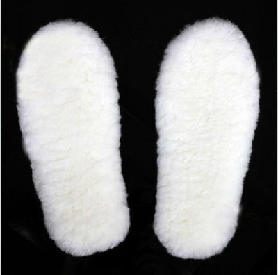 包邮羊毛保暖鞋垫 皮毛一体 羊毛 整皮毛加厚