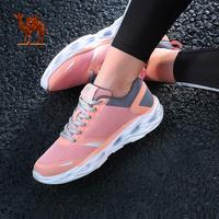 韩版轻跑鞋女