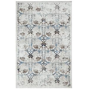 圣瓦伦丁/美式复古地毯/现代简约风格客厅茶几垫卧室床边沙发房间
