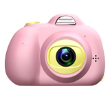 Children's digital camera can take pictures baby small toy small SLR 18 million pixel mini student portable