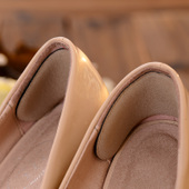 垫6双装 子太大了长了怎么办垫鞋 加厚4D海绵后跟帖加厚海绵