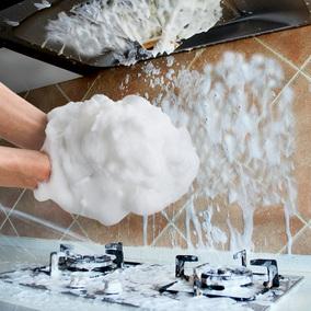 心居客多功能泡沫清洁剂家用厨房神器去油污净强力抽油烟机清洗剂