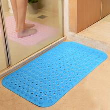 加厚pvc浴室防滑垫洗手卫生间地垫吸盘淋浴房洗澡卫浴厕所脚垫子