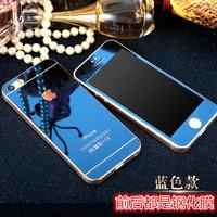 iphone4前后镜面膜