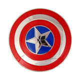Disney Disney Air Freshener Captain America Shield Metal Badge Man Wei Car Air Ventilation