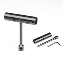 滑板T型工具可拆卸工具t型扳手便携式滑板铁制工具滑板T-tool