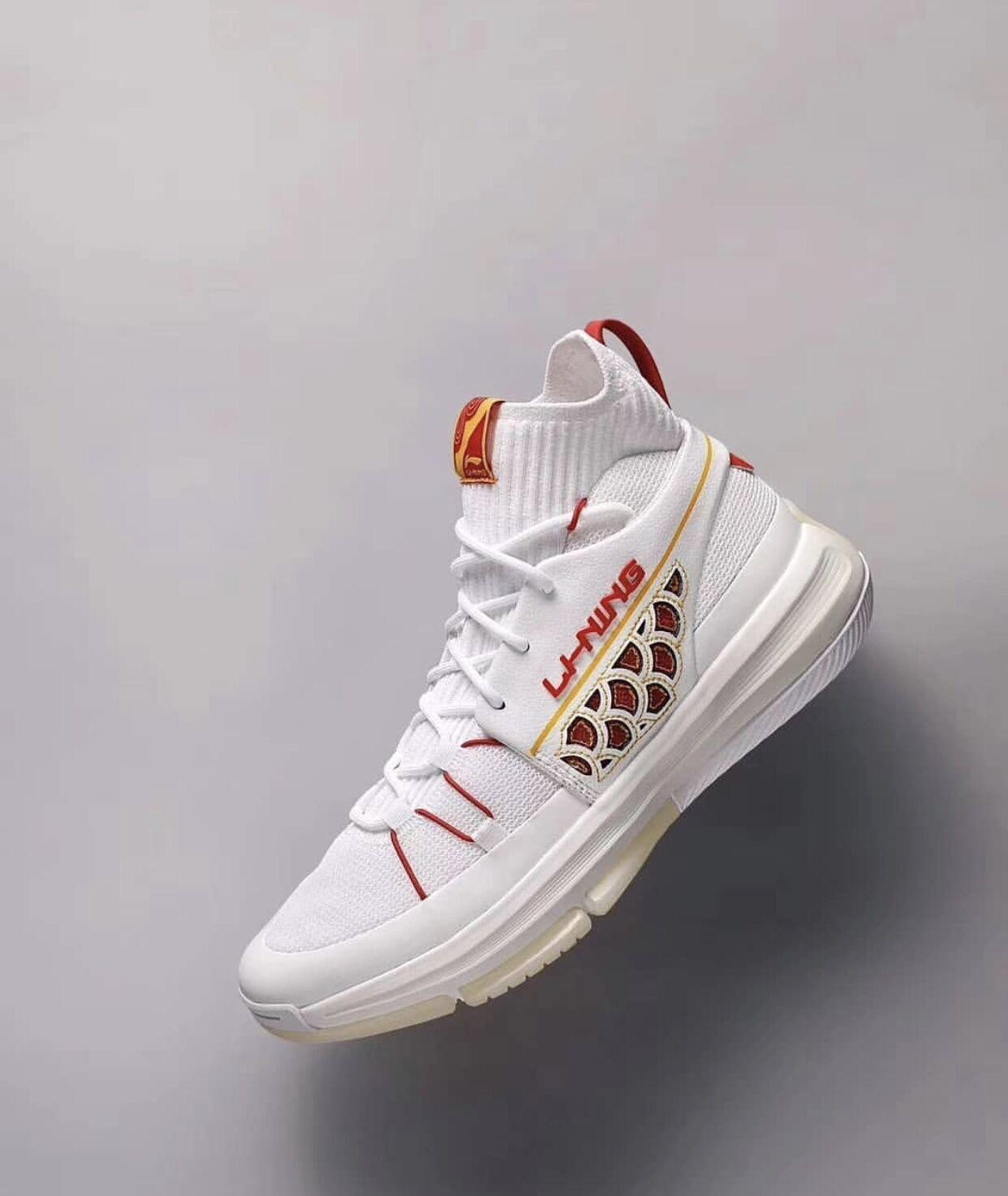 李宁正品夏季新款男篮球鞋元年937龙鳞灭霸联名高帮运动鞋ABPP035