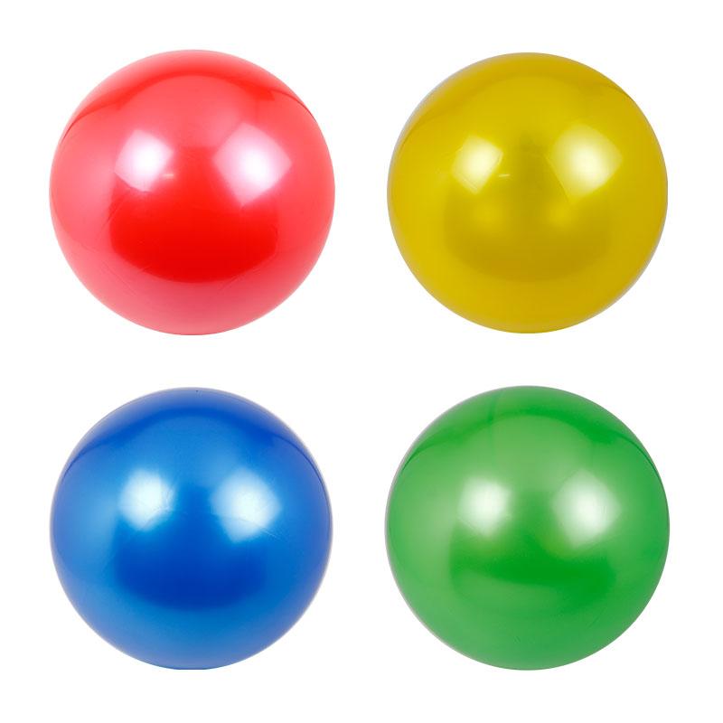 儿童健身瑜伽充气球