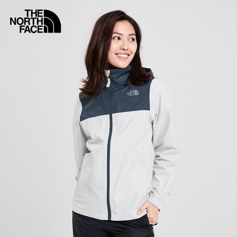 北面冲锋衣女TheNorthFace2020春季新款户外防风外套登山服防风衣