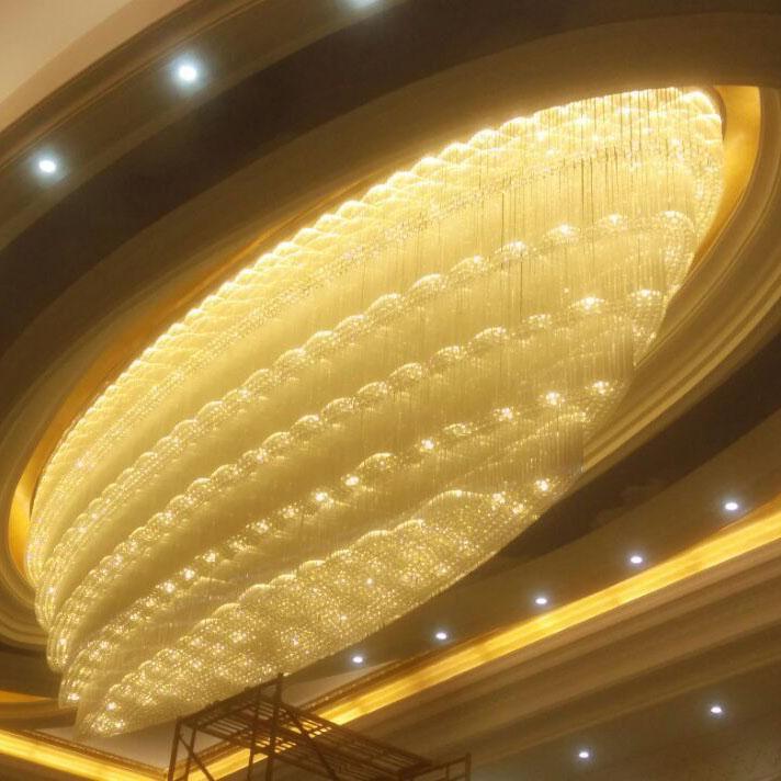 大型豪華燈飾