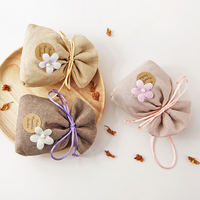 优思居 Bedroom closet deodorant sachet Shoe cabinet drawer deodorant sachet indoor fresh aroma cotton linen bag