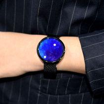 1A8101BS800WAQ胶带学生双显手表光能表运动卡西欧太阳能