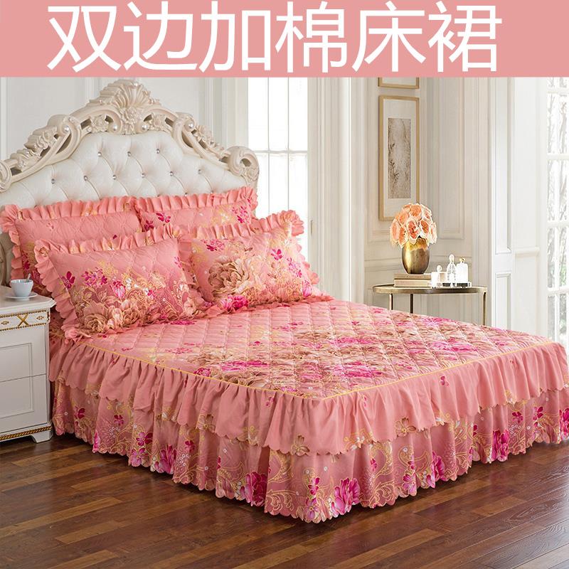 水星夹棉床套